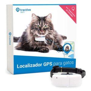 Tractive GPS Gatos